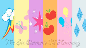 The Six Elements Of Harmony