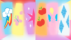 The Six Elements Of Harmony 2 Wallpaper