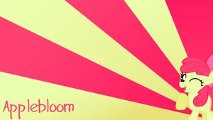 Applebloom Wallpaper