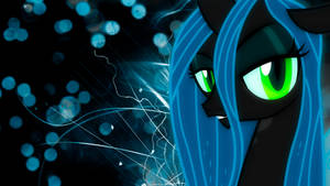 'The Great And Powerful Chrysalis' Wallpaper