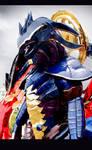 Final Fantasy X : Bahamut Head
