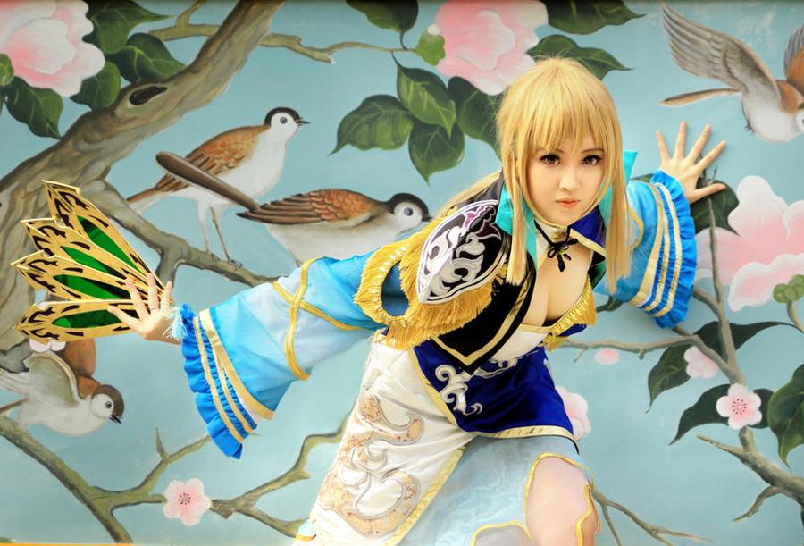 Wang Yuan Ji by pinkyluxun
