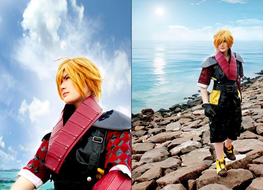 Final Fantasy X : Shuyin by pinkyluxun