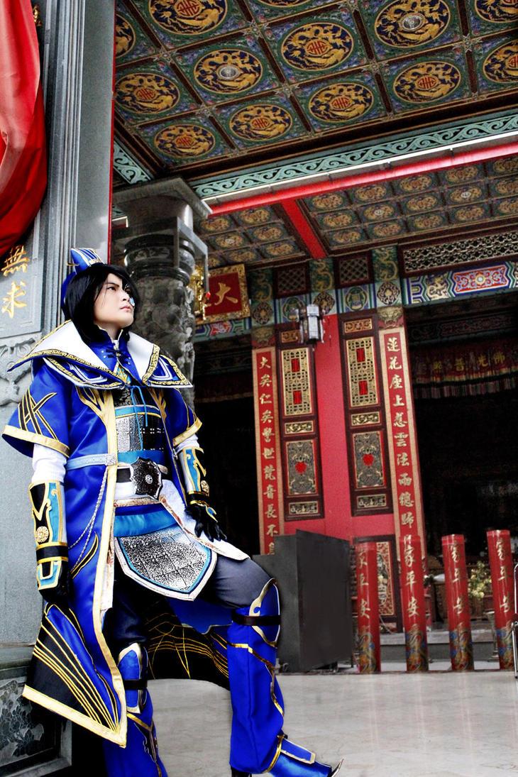 Jin Dynasty : Sima Shi by pinkyluxun