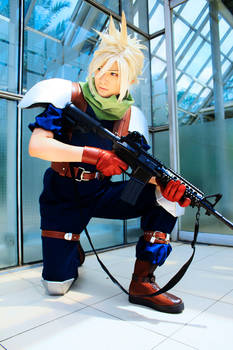 Crisis Core : Cloud Strife