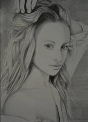 girl by EfaLolka