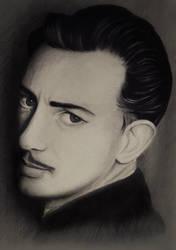 Salvador Dali by EfaLolka