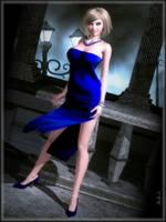 -Lady Blue III- by ken1171