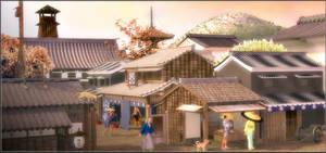 -Edo, 1857-