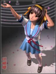 -Haruhi Suzumiya- by ken1171