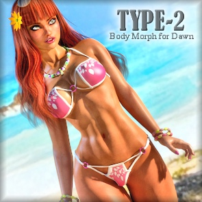 ~Body Type-2 for Dawn [RELEASED]~ by ken1171