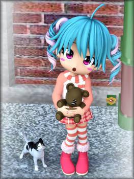 ~Kid and Kitten~