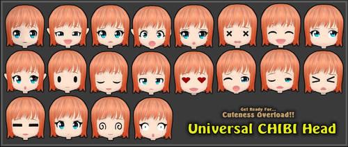 ~Universal Chibi Head [Released]~