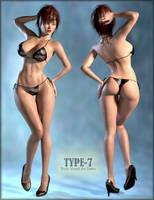 ~Body Type-7 Released~ by ken1171