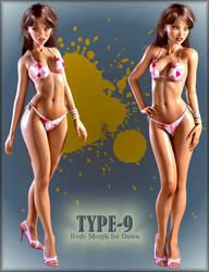 ~Body Type-9 Released~