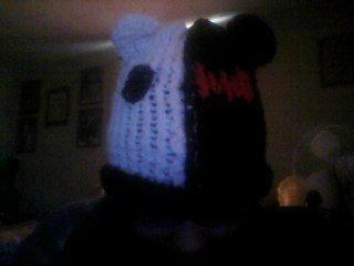 Monobear Hat by KiraUchiha666