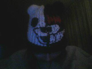 Monobear hat DONE by KiraUchiha666
