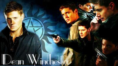 Dean Winchester by KiraUchiha666