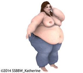 Big 'Ole Me by SSBBW-Katherine
