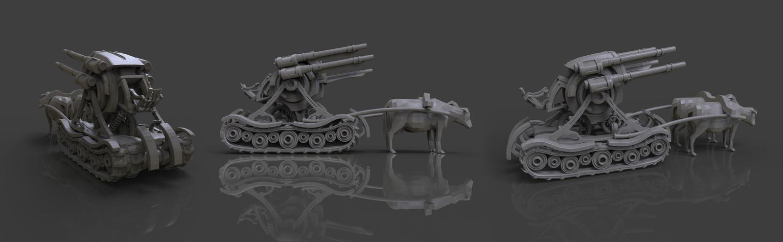 ArtilleryWIP by GirlsandBots