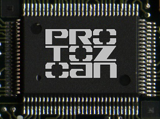 Protozoan Chip by T0mAD