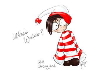 Where's Waldo??? by yamakarasu