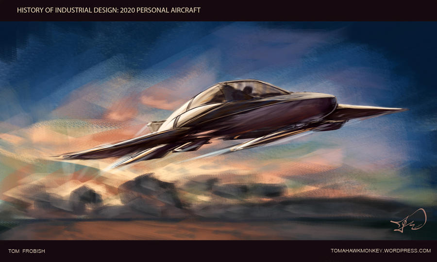 2020 Personal Plane by Tomahawk-Monkey