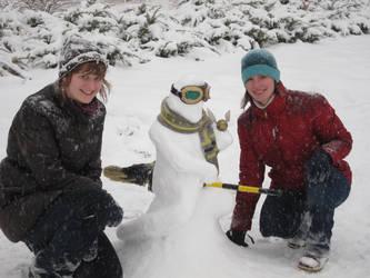 Geoffrey the SnowSeekerMan