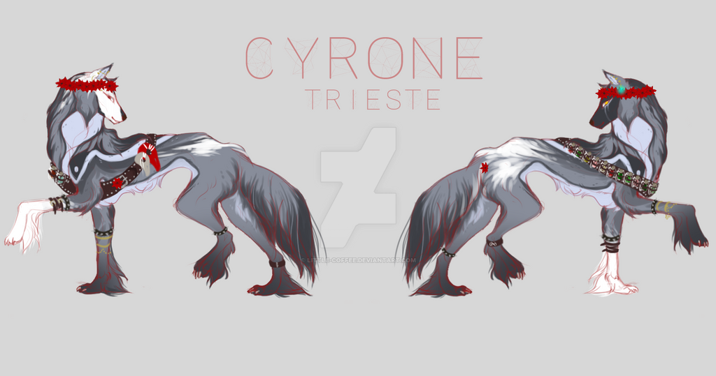 Cyrone by Little-Coffee
