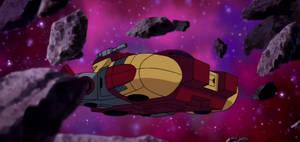 Autobot Shuttle to Autobot City
