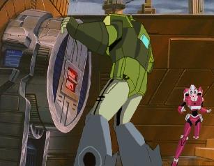 Transform Autobot City by du365