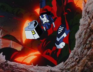 Ultra Magnus destroyed by du365