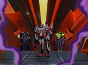 This was almost to easy Starscream by du365