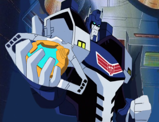 Ultra Magnus accepts leadership by du365