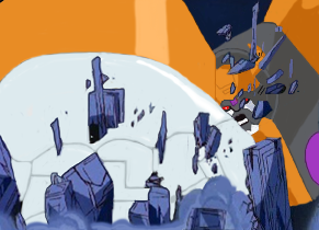 Unicron attacks Cybertron by du365