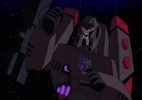 Nobody summons Megatron! by du365