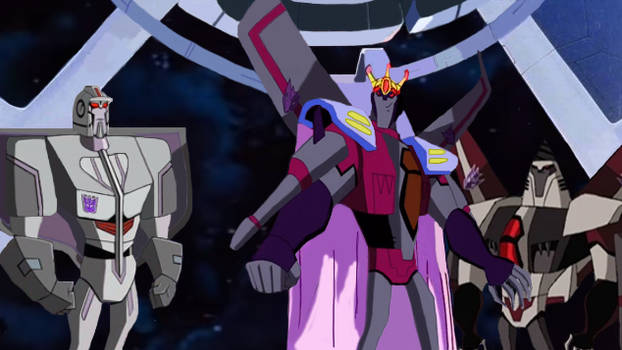 My fellow Decepticons! As your new leader, I... by du365