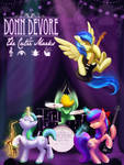 Donn DeVore and The Cutie Marks