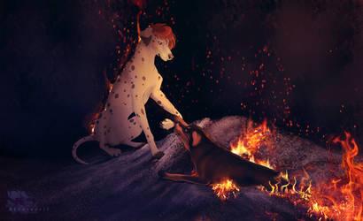Like The Phoenix by Shadowwolf