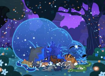 Good Night by Shadowwolf