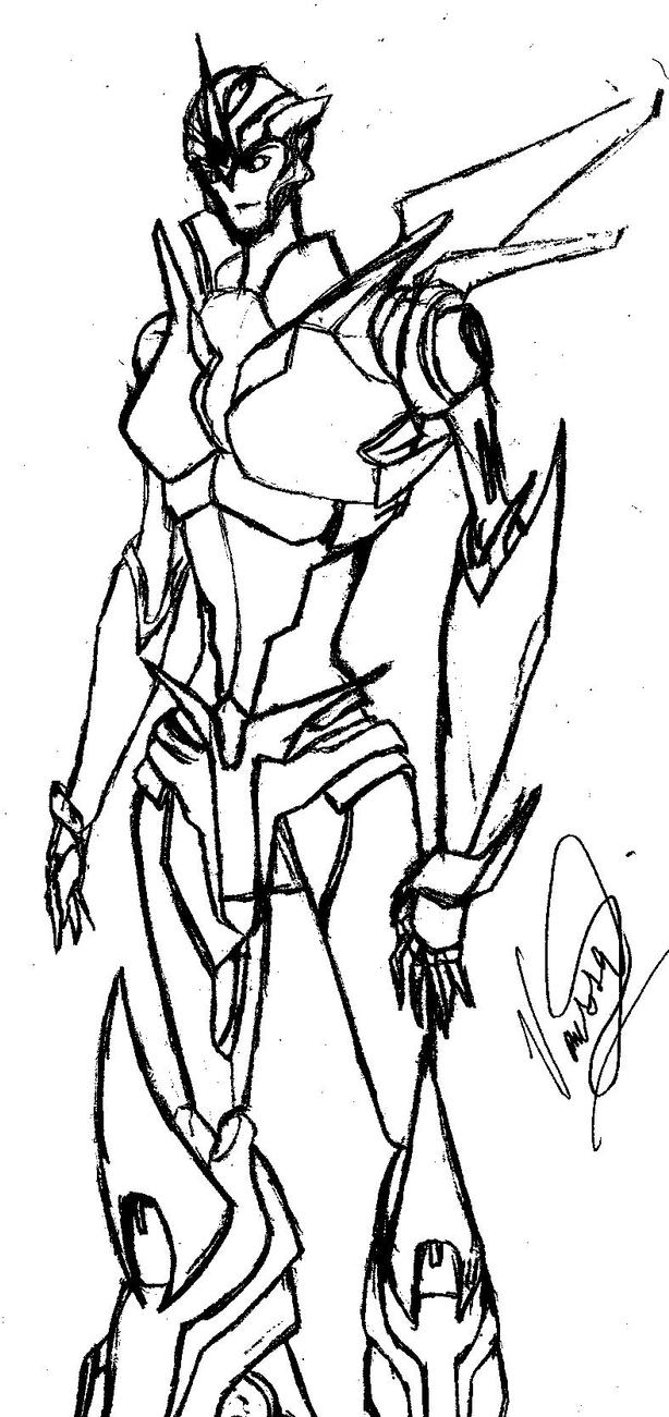 arcee transformers prime coloring pages - photo#4