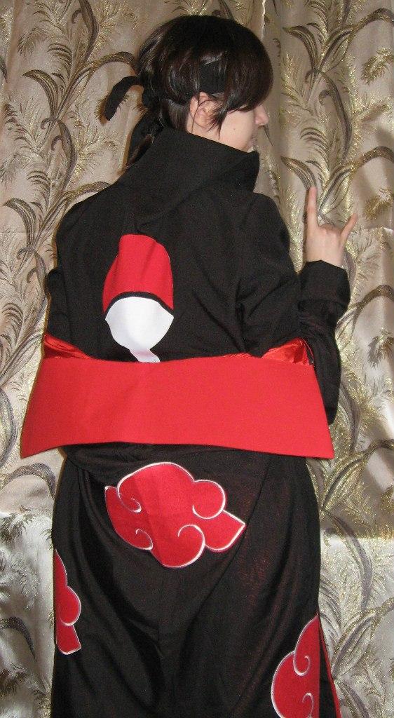 me as Itachi by Gokumi