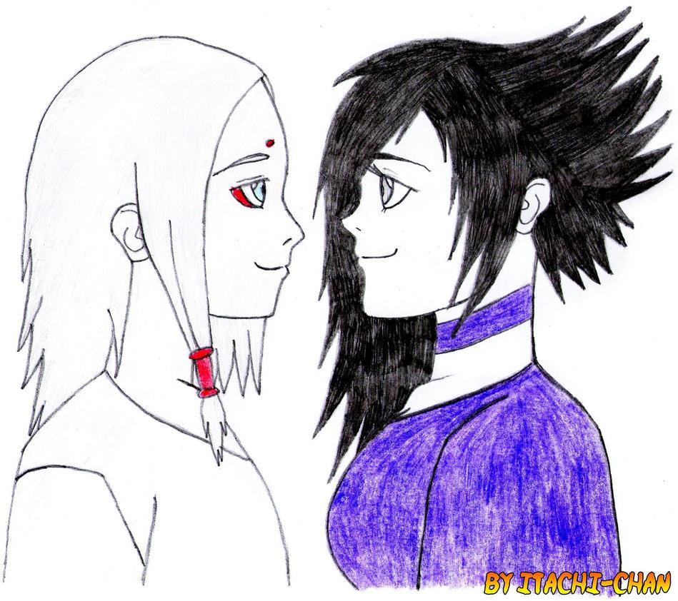 Kimimaro and Joke by Gokumi