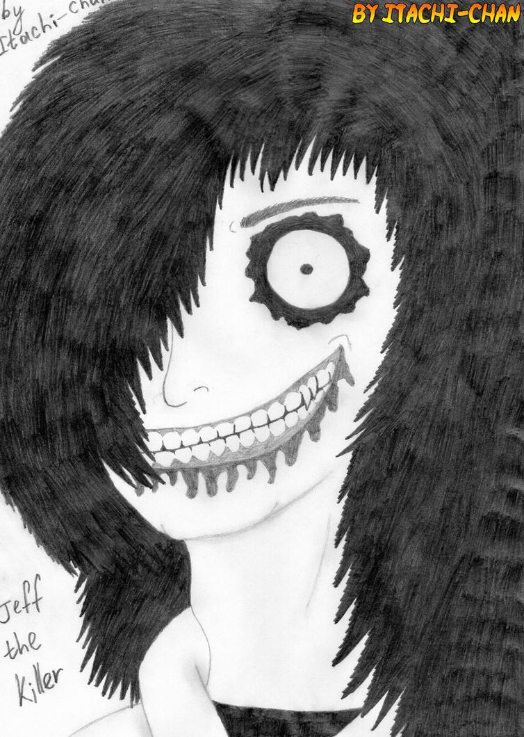 Portrait of Jeff the Killer by Gokumi