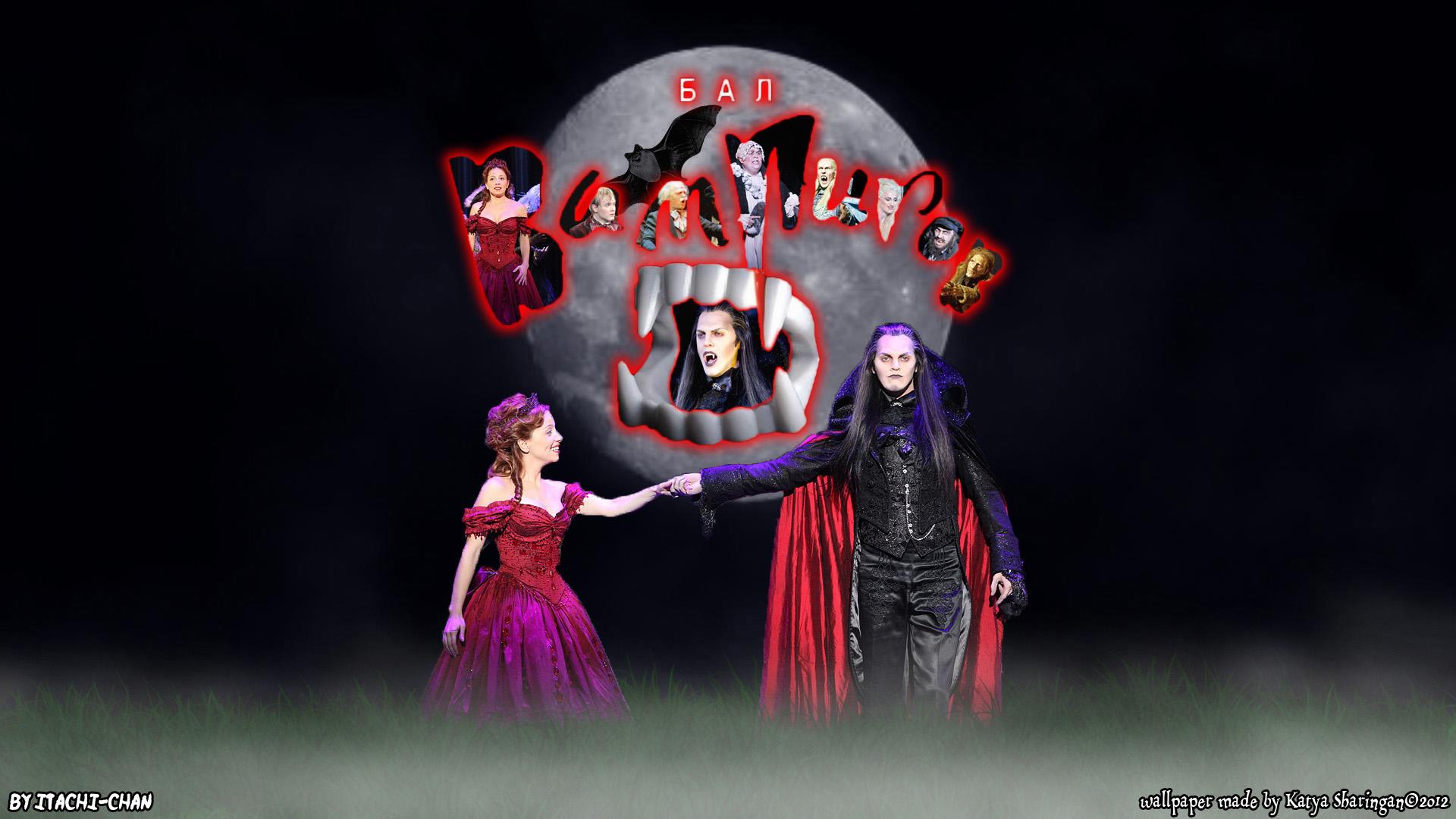 Wallpaper Dance of the Vampires (rus.ver.) by Gokumi