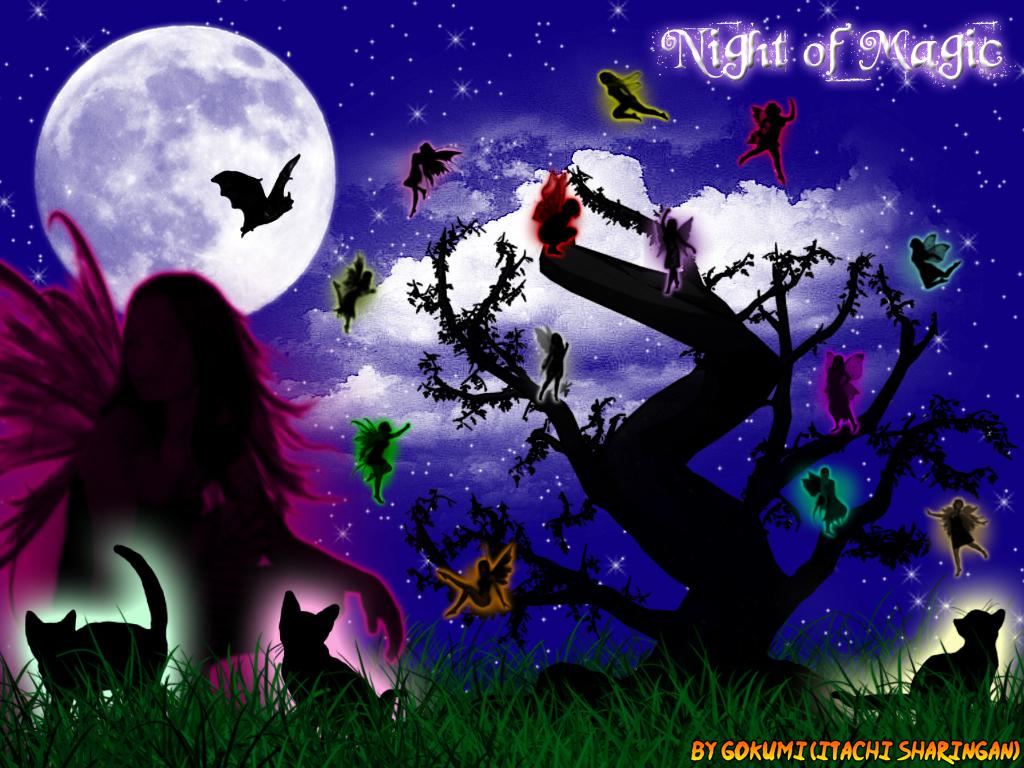 Night of Magic by Gokumi