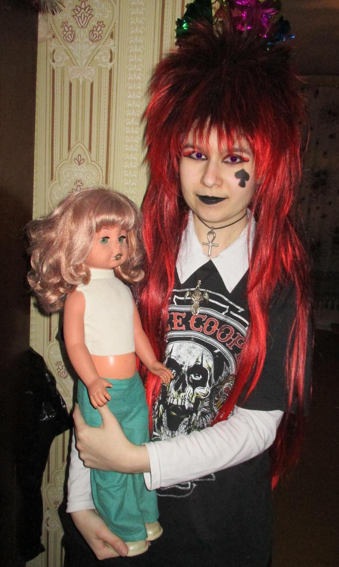 Teenager Drake the Doll Master 6 by Gokumi
