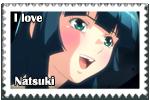 Natsuki Stamp 3 by Gokumi