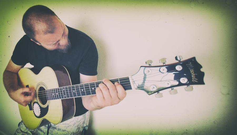 Guitar Hero by jzcj5