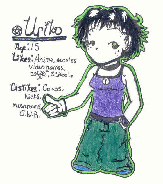 Uriko ID by uriko